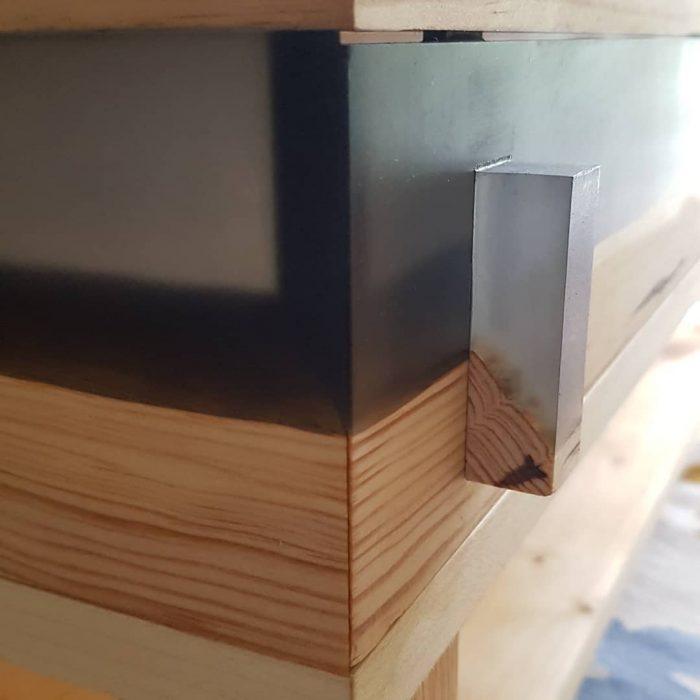 Table basse vitrine 3
